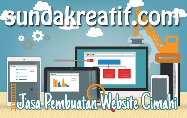 Jasa pembuatan website cimahi  Web Design Bandung