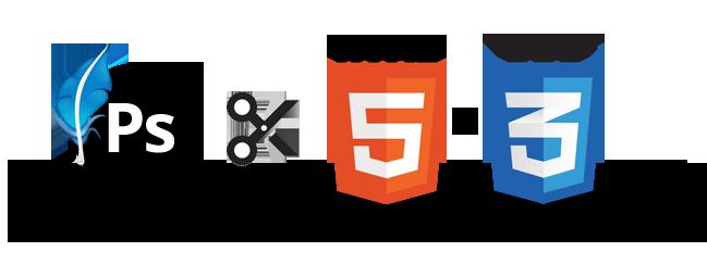 Jasa Convert PSD ke HTML