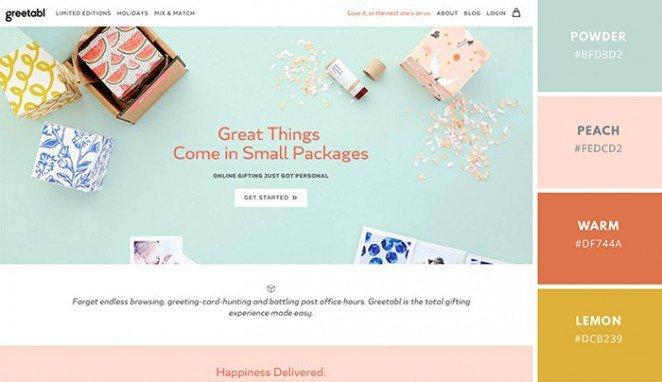 Cara Memilih Paduan Warna Yang Bagus Untuk Website