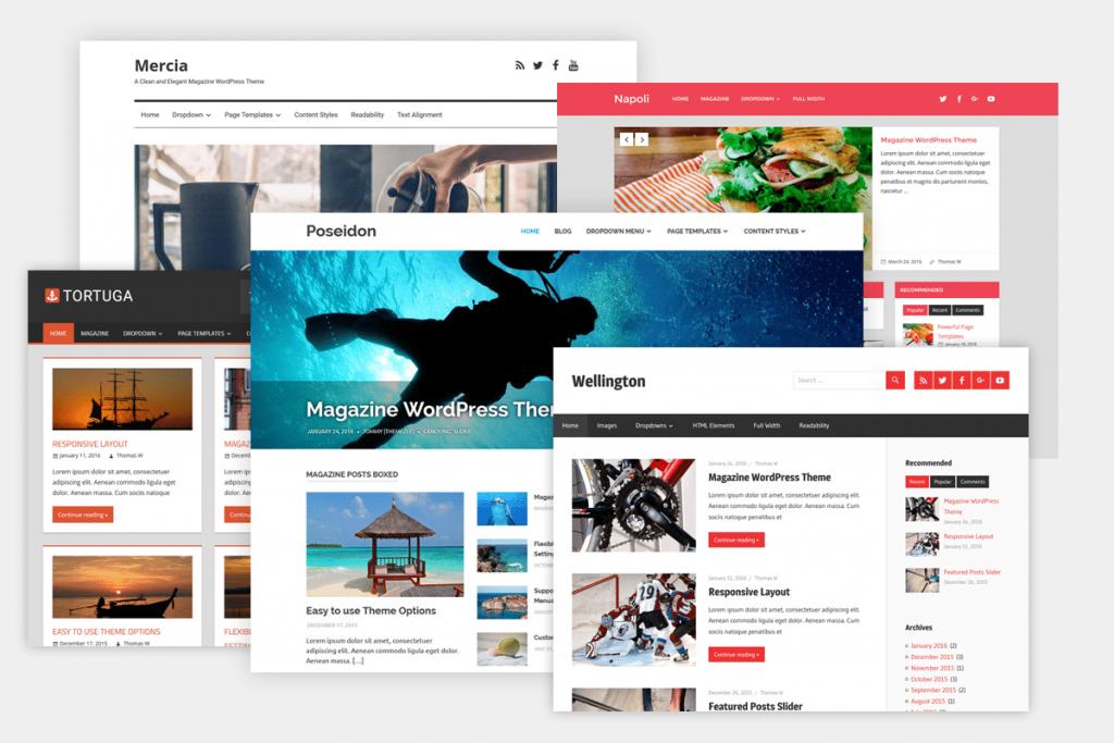 Kelebihan Web WordPress 2021