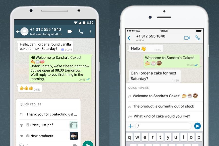 Perbedaan WhatsApp di Android dan iOS